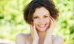 Ossigenoterapia estetica viso e capelli